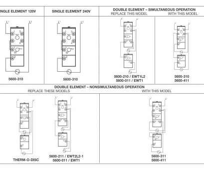 M602 Thermostat Wiring Diagram New Fahrenheat Fta2a Double Pole