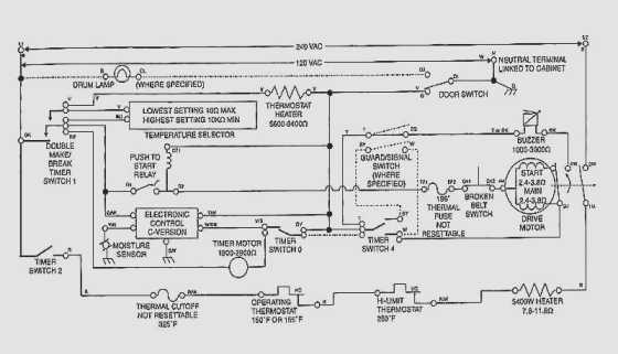 Maytag Dryer Wiring Diagram Maytag Electric Dryer Wiring Diagram
