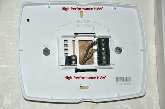 Mobile Home Thermostat Replacement Mobile Home Thermostat Wiring