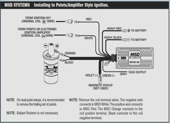 Msd Wiring Harness