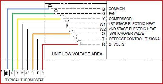 Need Help Wiring Honeywell Lyric T5 To Trane 4wcx Heat Pump