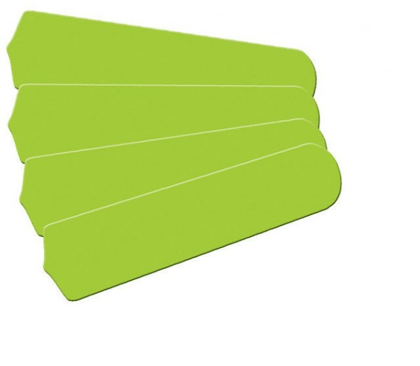 New Lime Green Kids Room Decor 42  Ceiling Fan Blades Only For