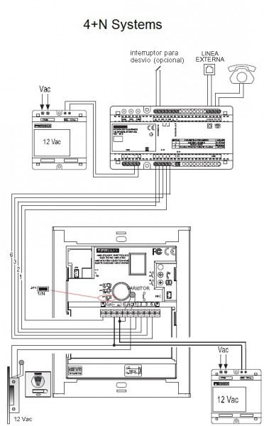 New Telephonic Interface Ref 4545