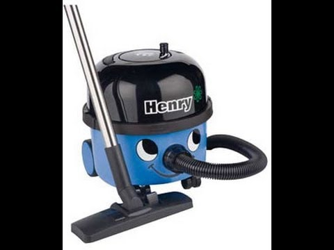 Numatic Henry Vacuum Cleaner Fault Finding And Repairing
