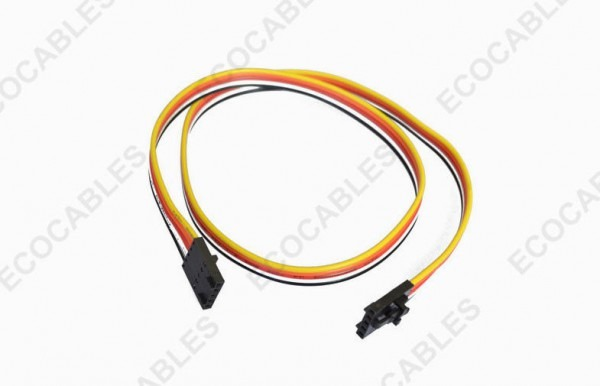 Oem 5 Pin Flat Ribbon Cables Wire To Board Electrical Wiring Harness