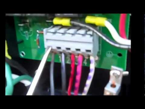 Replacing A Hot Spring Spa Heater Relay Board