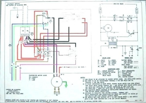Rheem Oil Furnace Wiring Diagram – Cabinetdentaireertab Com