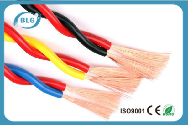 Shielded 12 Gauge Insulated Copper Wire For Commercial Building