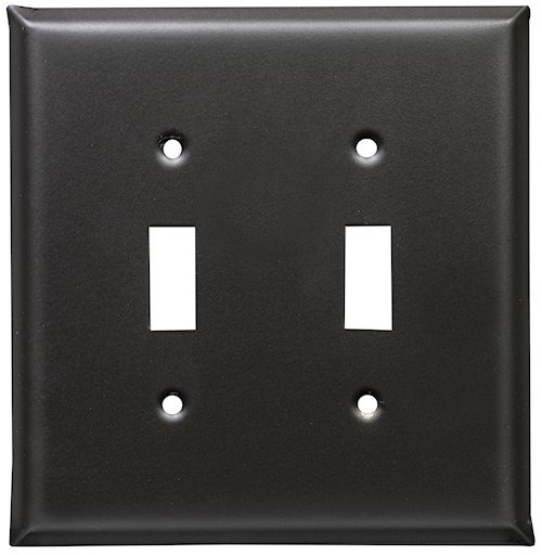 Black Electrical Outlets And Switches