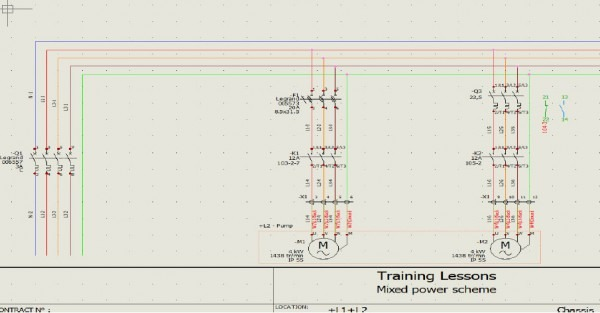 Solidworks Electrical Creating Customizing Wire And Numbering Of