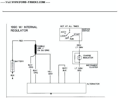 Solved Need Wiring Diagram For 98 F150 Xl 42manual 5