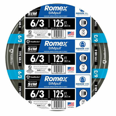 Southwire Romex 6