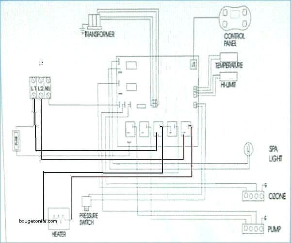 Spa Heater Wiring Diagram