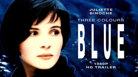Three Colours Blue 1080p Hd Remastered Trailer
