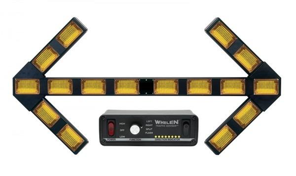 Traffic Advisor™, Arrow Head Style