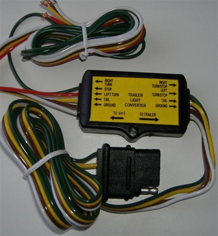 Trailer Wiring 5 Wire 4 Converter