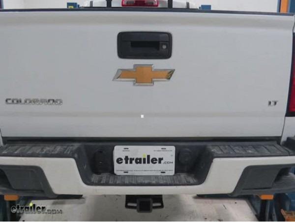 2016 Chevy Colorado Trailer Wiring Harness Diagram