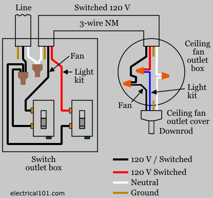Trouble With Ge Fan Controller Wiring