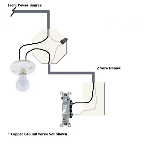 Using Zwave Or Insteon Switches Without Neutral By Adding An
