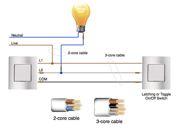 Wiring A Dimmer Switch 1 Way