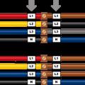 Three Wire Color Code