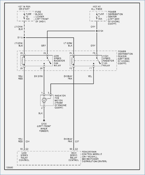 2002 Pt Cruiser Radio Wiring Diagram