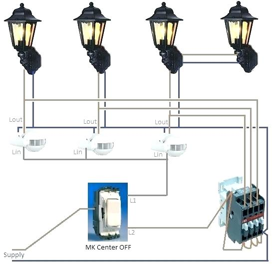 Outdoor Lighting Diagram