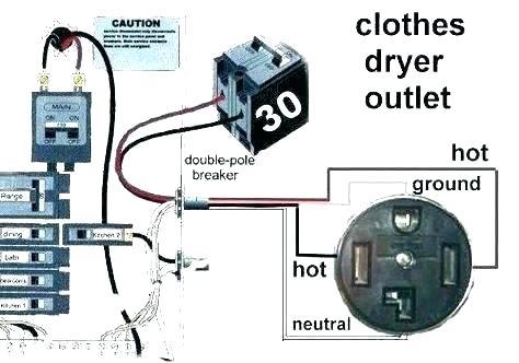 Wiring Electric Dryer Breaker