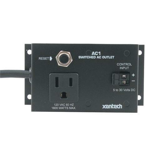 Xantech Ac1 Triggered Ac Outlet