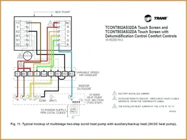 York Heat Pump Wiring Schematics