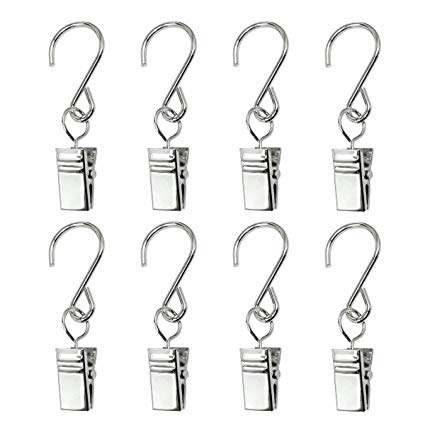 Amazon Com   Guangtoul Party Light Hangers Hook Rings, 30 Pack