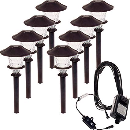 Low Voltage Garden Path Lights