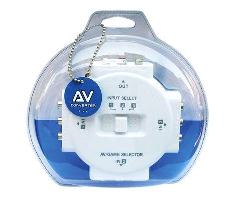 Av Multi Box (3 Way Composite Switch)