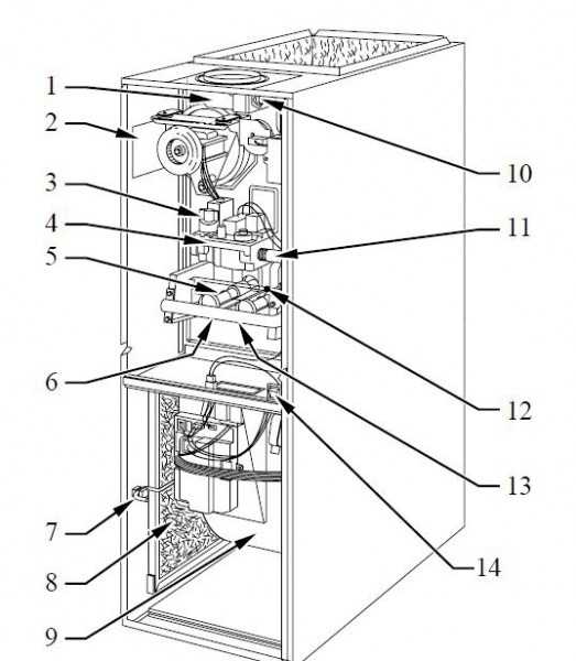 Bryant 80 Wiring Diagram