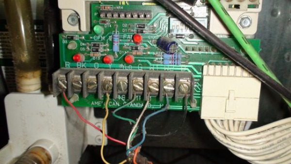 Bryant Furnace Thermostat Wiring
