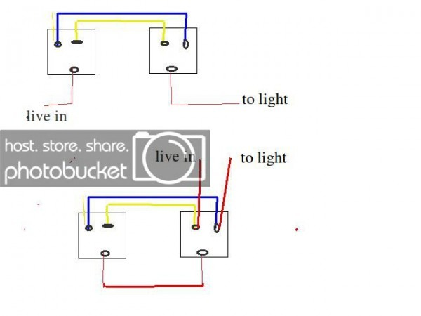 Changing A Double Switch To A Single Swith