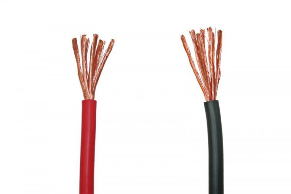 Electric Cable 1 X 6mm² Red