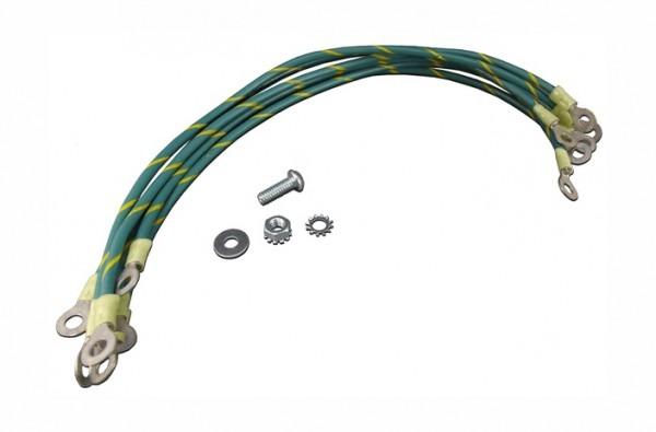 Hammond Grdkit01 10 Gauge Ground Wire Kit