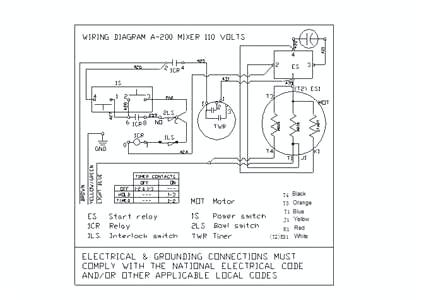 hobart rc 250 wiring diagram all wiring diagram