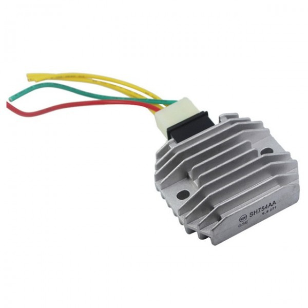 Motorcycle Regulator Rectifiers 5 Wires Plug For Yamaha Fzr600