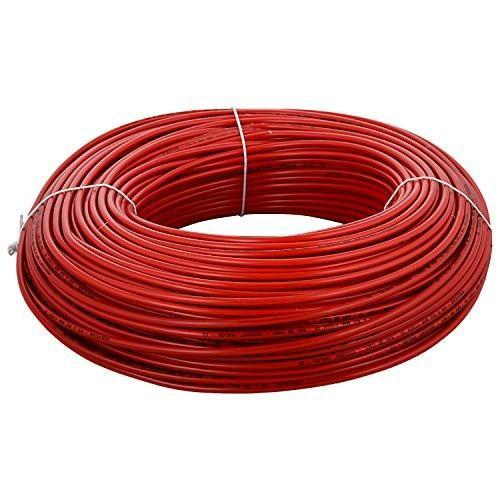 Red Electric Wire At Rs 1200  Roll