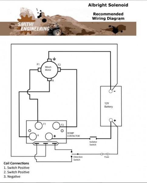 Solenoid Relay Diagram