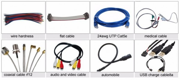 Usb Data Cable For Samsung I900 With Usb Connector Types Chart