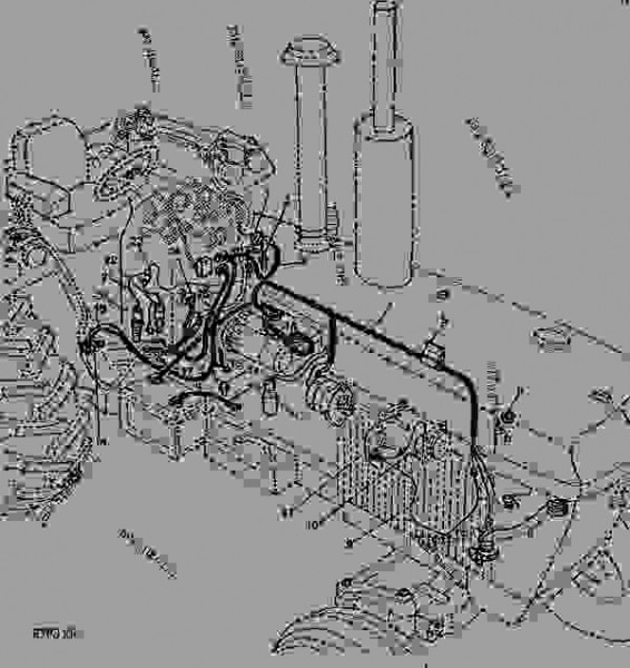 Wiring Diagram For John Deere 4240