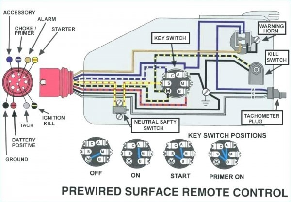 diagram wiring harness diagram 85 40 hp mariner full